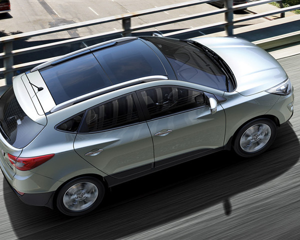 Precio Hyundai Tucson 2015