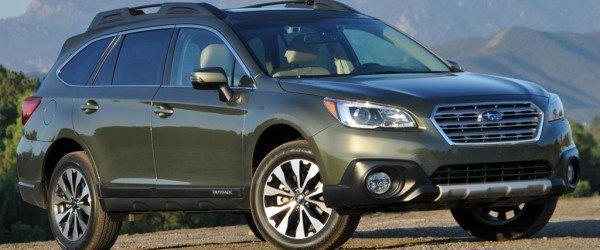 Subaru Outback para fanáticos de la vida