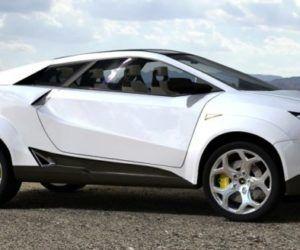 Lotus SUV para 2020