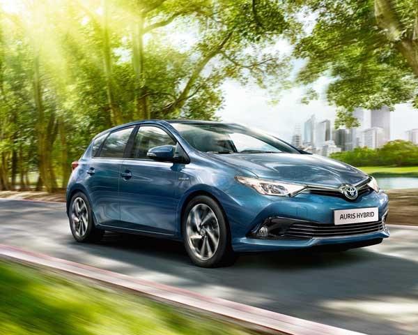 Noticias Toyota Auris