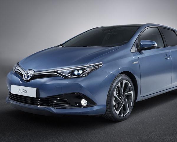 Toyota Auris 2015 prestaciones