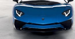 Lamborghini Aventador Super Veloce Roadster (2018)