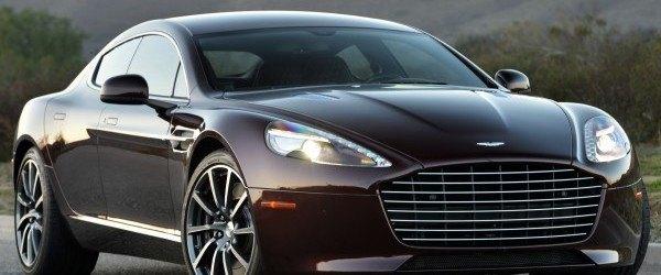 Aston Martin Rapide, el Aston eléctrico