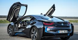 BMW I8 2018: precio, ficha técnica y fotos