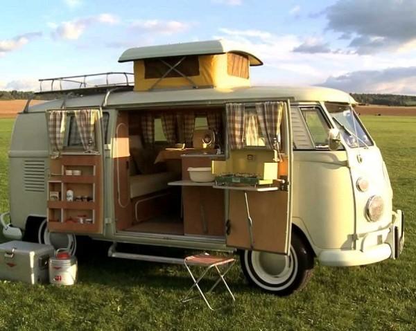 furgnetas camper