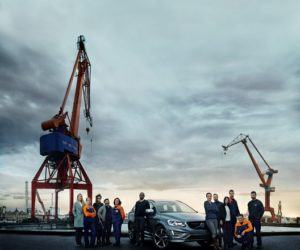 "Volvo XC60, un coche ""Made by people"""