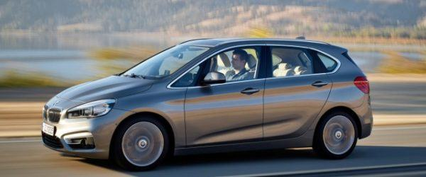 Los nuevos modelos de coches familiares de BMW