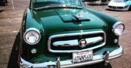 Alquiler de coches clásicos, antiguos y modernos