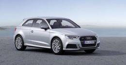 Audi A3 2018: precios, ficha técnica y fotos