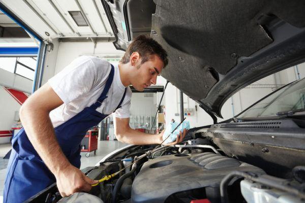 Cuidar coche taller
