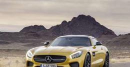Mercedes AMG GT4 2018: precios, ficha técnica y fotos