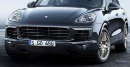 Porsche Cayenne coupé 2018: precios, ficha técnica y fotos
