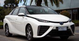 Toyota Mirai 2018: precios, ficha técnica y fotos