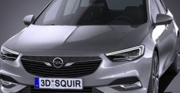 Opel Insignia Sports Tourer 2018: precios, ficha técnica y fotos
