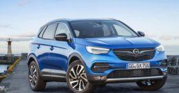 Opel Grandland X 2018: precios, ficha técnica y fotos