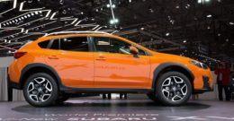 Subaru XV 2018: precios, ficha técnica y fotos