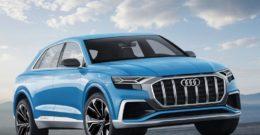 Audi Q8 Concept – Precios, ficha técnica y fotos
