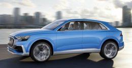 Audi Q8 2018: precios, ficha técnica y fotos