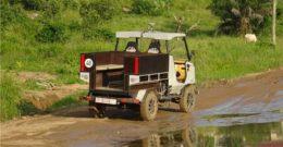 aCar: un coche eléctrico diseñado para África