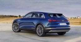 Audi Q6 / e-tron quattro 2018: precios, ficha técnica y fotos