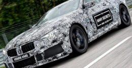 BMW M8 2018: precios, ficha técnica y fotos