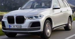 BMW X7 2018: precios, ficha técnica y fotos