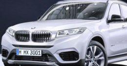 BMW X8 2018: precios, ficha técnica y fotos