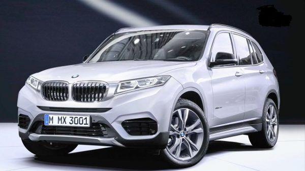 BMW X8 2021 X7