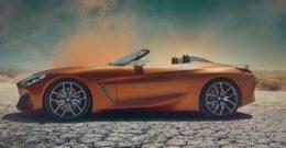 BMW Z5 2018: precios, ficha técnica y fotos