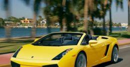 ¿Qué coches tienen los famosos?