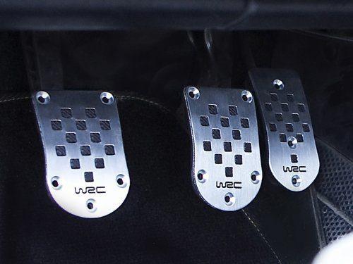 Pedales para carro tuning