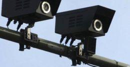 El radar que caza 21 coches al día