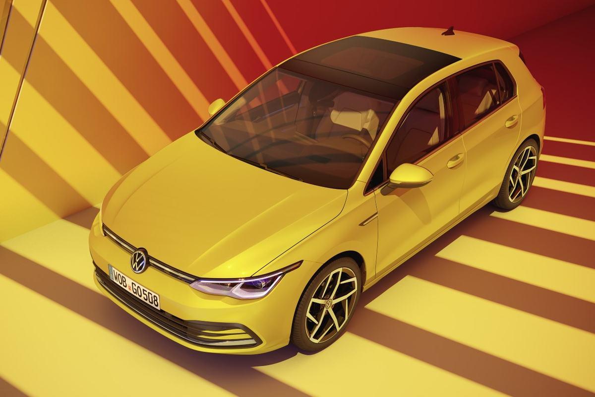 Volkswagen Golf VIII 2021: precios, ficha técnica y fotos