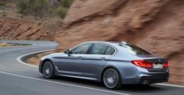 BMW serie 5 2018: precio, ficha técnica y fotos
