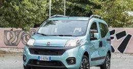 Fiat Qubo 2018: precio, ficha técnica y fotos