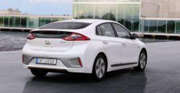 Hyundai IONIQ Eléctrico 2018: precio, ficha técnica y fotos