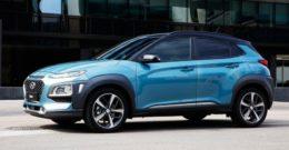 Hyundai Kona eléctrico 2018: precio, ficha técnica y fotos