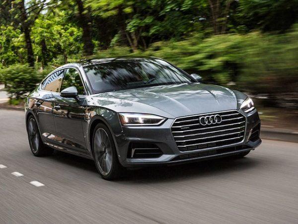 Audi A5 2019 Precios Ficha Técnica Y Fotos Espaciocochescom