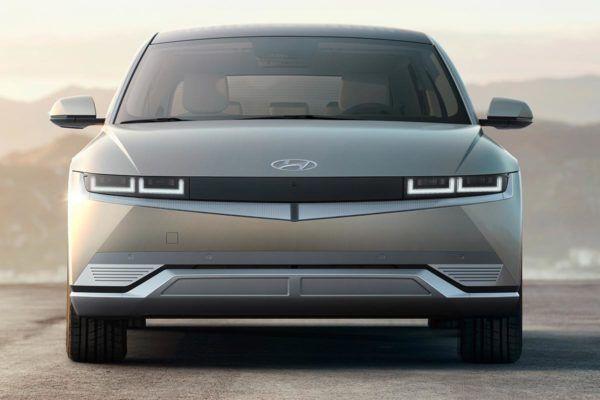 Hyundai IONIQ Eléctrico 2021: precio, ficha técnica y fotos frontal