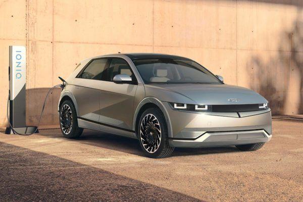 Hyundai IONIQ Eléctrico 2021: precio, ficha técnica y fotos colores