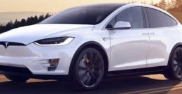 Tesla Model x 2018: precio, ficha técnica y fotos