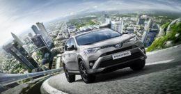 Toyota Rav4 2018: precios, ficha técnica y fotos