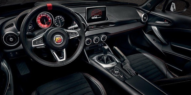 abarth 124 spider 2018 precio ficha t cnica y fotos. Black Bedroom Furniture Sets. Home Design Ideas