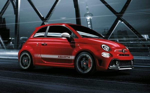abarth 595 2019 precio ficha t cnica y fotos. Black Bedroom Furniture Sets. Home Design Ideas