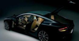 Aston Martin Rapide E 2019: precio, ficha técnica y fotos