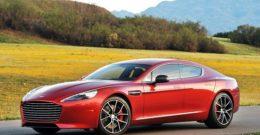 Aston Martin Rapide S 2018: precio, ficha técnica y fotos