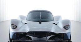 Aston Martin Valkyrie 2021: precio, ficha técnica y fotos