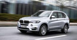 BMW serie X5 2018: precio, ficha técnica y fotos