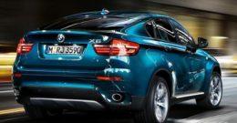 BMW serie X6 2018: precio, ficha técnica y fotos