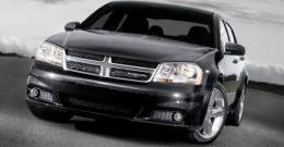 Dodge Avenger 2019: precio, ficha técnica y fotos